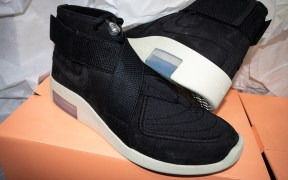 Nike Air Fear of God Raid Singapore release