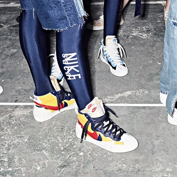 Here's how you can cop the highly sought after Nike x Sacai Blazer Mid