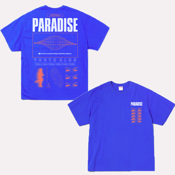 Paradise Youth Club Enigma Collection lookbook 4