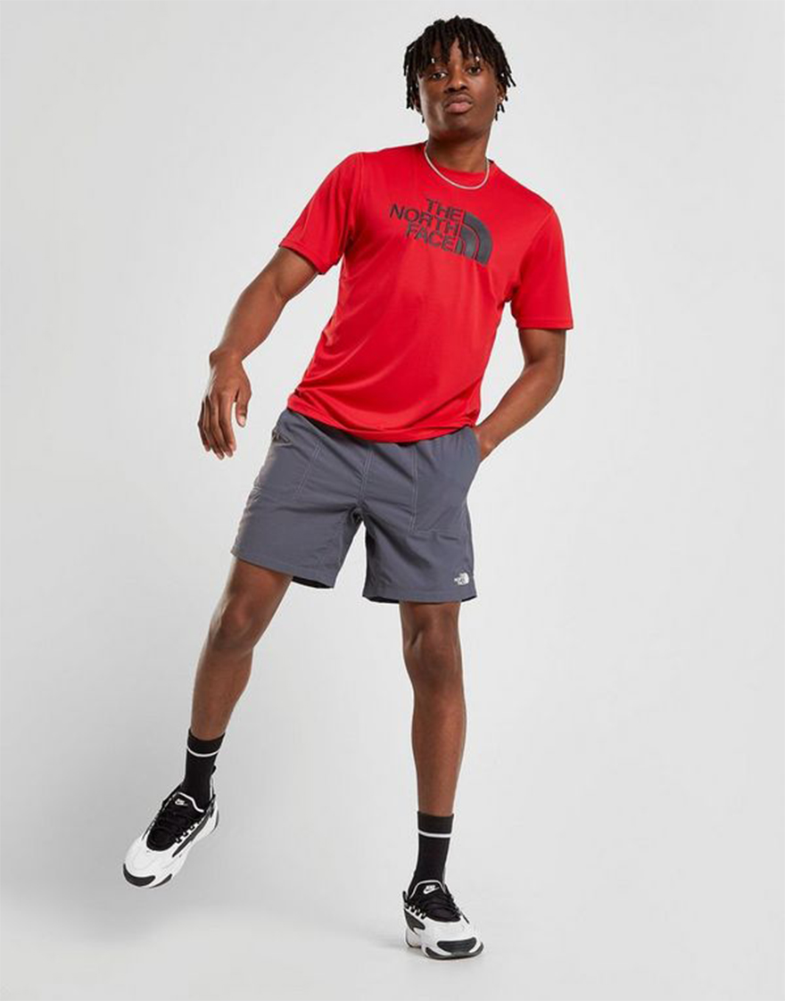North Face creates the perfect grey shorts