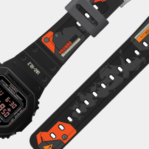 G-Shock teams up with Singapore graffiti artist Clogtwo for limited edition DW-5600 timepiece