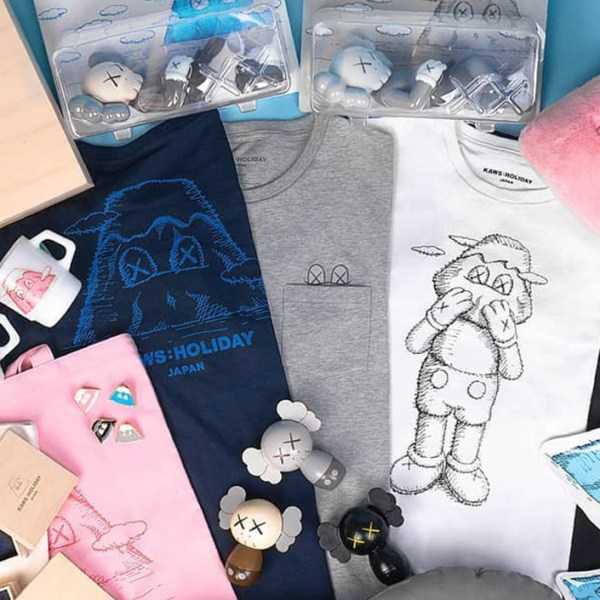 Here's how you can cop the exclusive Kaws: Holiday Japan collection