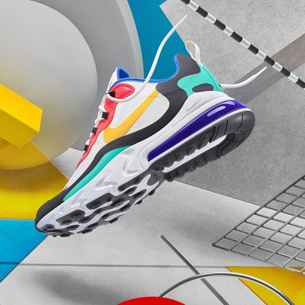 Best of both worlds: The all-new Air Max 270 React debuts this July