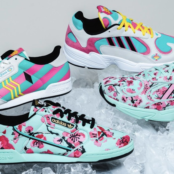 Adidas x Arizona Iced Tea New York pop-up shut down – but you can still get a pair