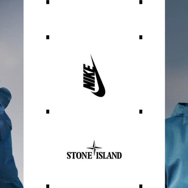 Nike and Stone Island reveals a golf capsule at the 2019 Open Championship
