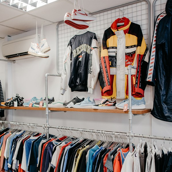 A guide to thrift shopping in Singapore for the streetwear generation