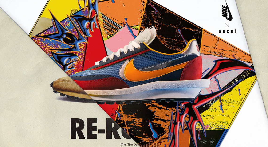 Best sneaker collaborations of 2019 nike x sacai