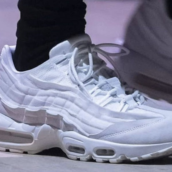 Comme des Garçons drops its US$350, pre-distressed Nike Air Max 95