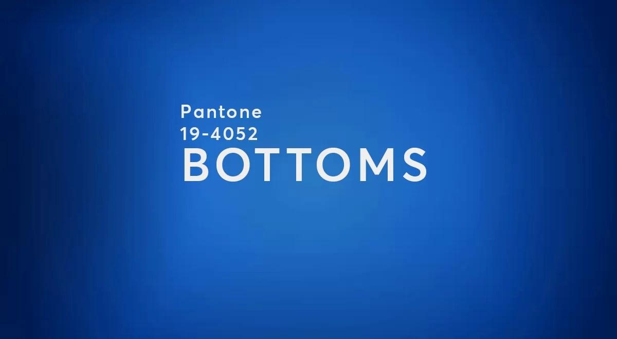 pantone 2020 blue Shopping Guide Banner Bottoms
