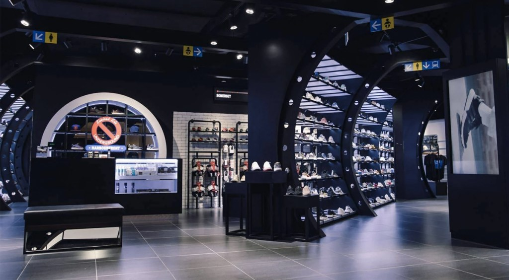 Singapore Sneaker Shopping Guide Limited Edt Underground Vivocity