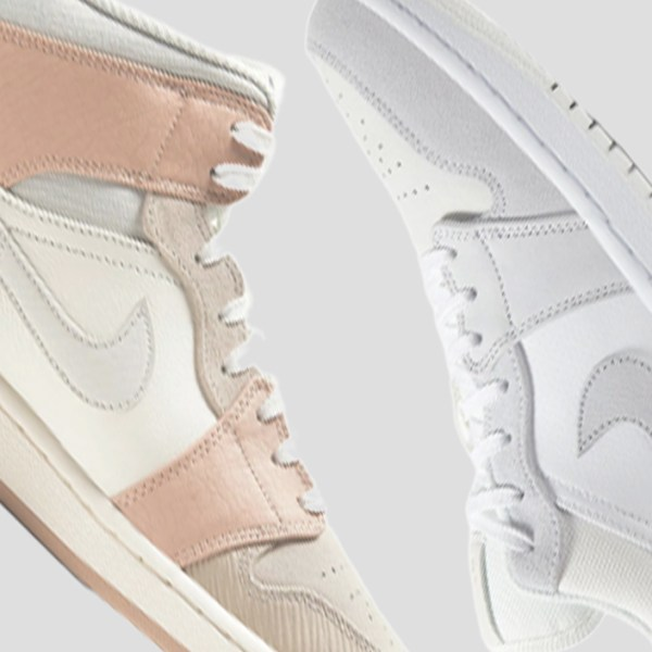 Jordan releases two Air Jordan 1s inspired by European luxury