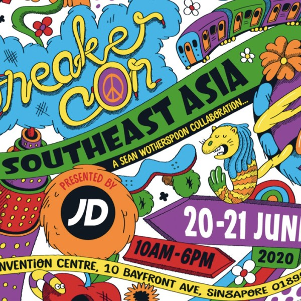 Sneaker Con Singapore: 'The Greatest Sneaker Show On Earth' comes to town in June