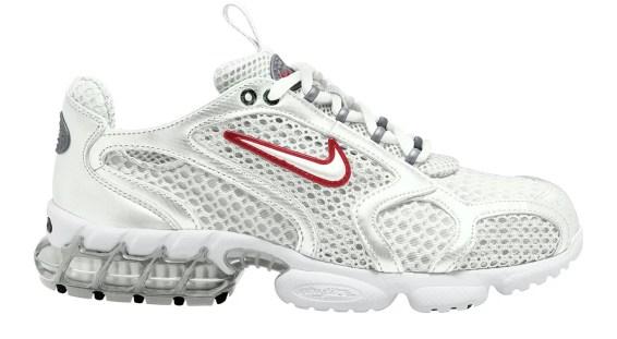 Nike Zoom Spiridon Caged 2 white red