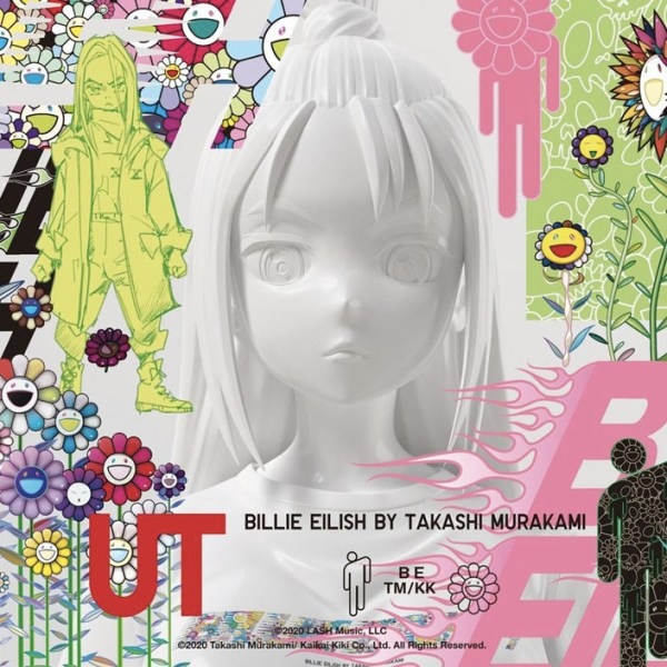 Uniqlo drops the Billie Eilish x Takashi Murakami collaboration on June 22