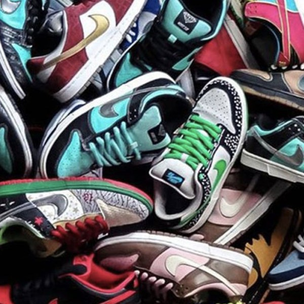 History of the Nike Dunk: From court side to skate park