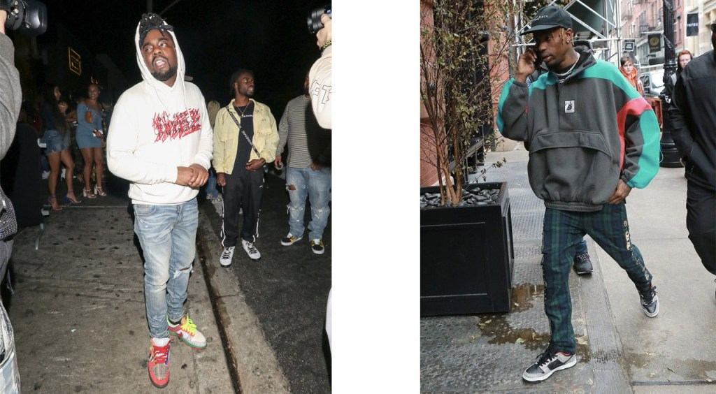 History of the Nike Dunk travis scott and wale