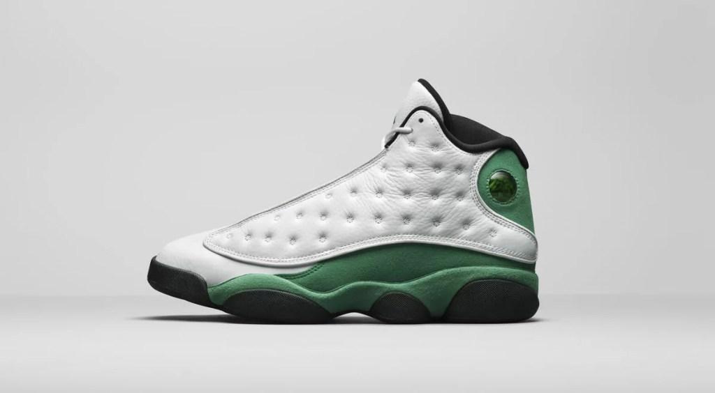"""Jordan Brand Fall 2020 Air Jordan 13 Retro """"Lucky Green"""""""