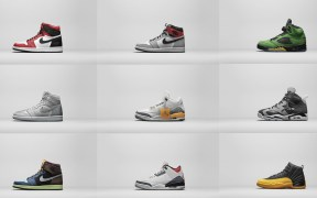 Jordan Brand Fall 2020 feature