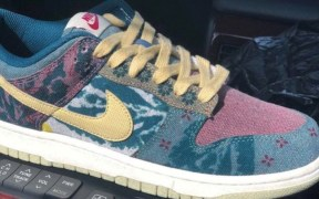 "Nike Dunk ""Space Hippie"" feature"