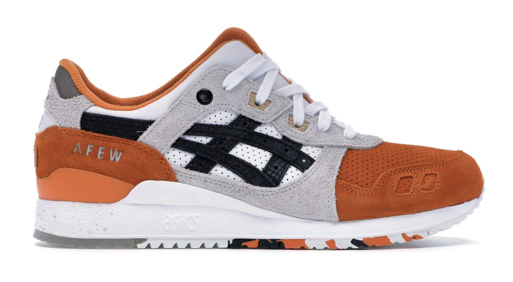 Asics Gel Lyte III collaborations Afew x Asics Gel Lyte III StockX