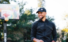 Curry Brand by Under Armour Follows In The Footsteps of Michael Jordan