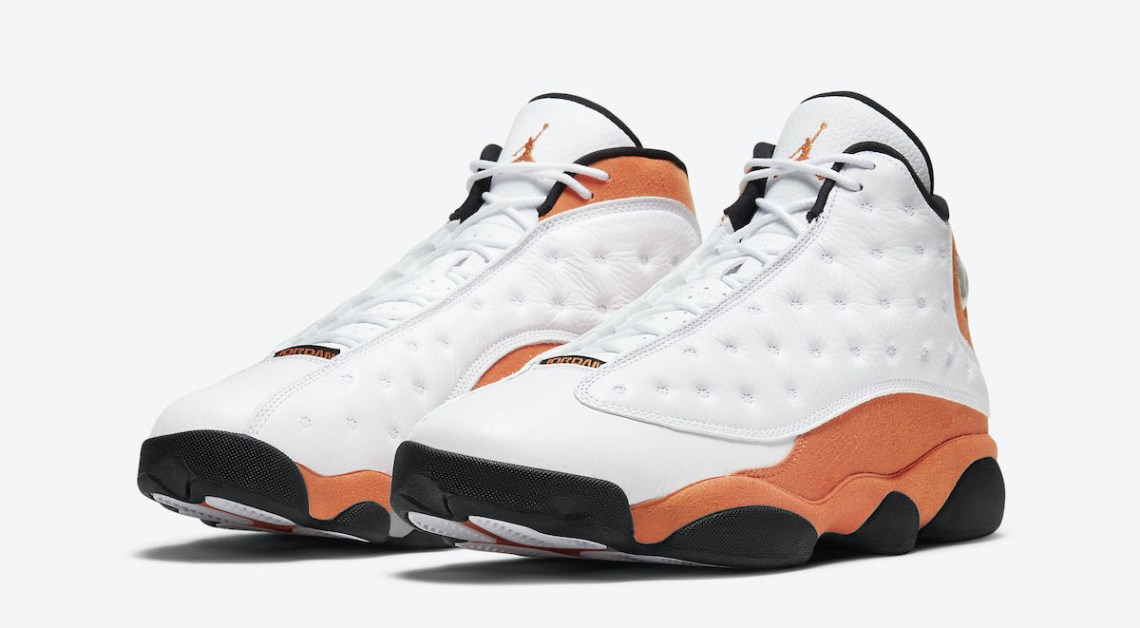 The Air Jordan 13 Starfish Is Set To Drop On January 16