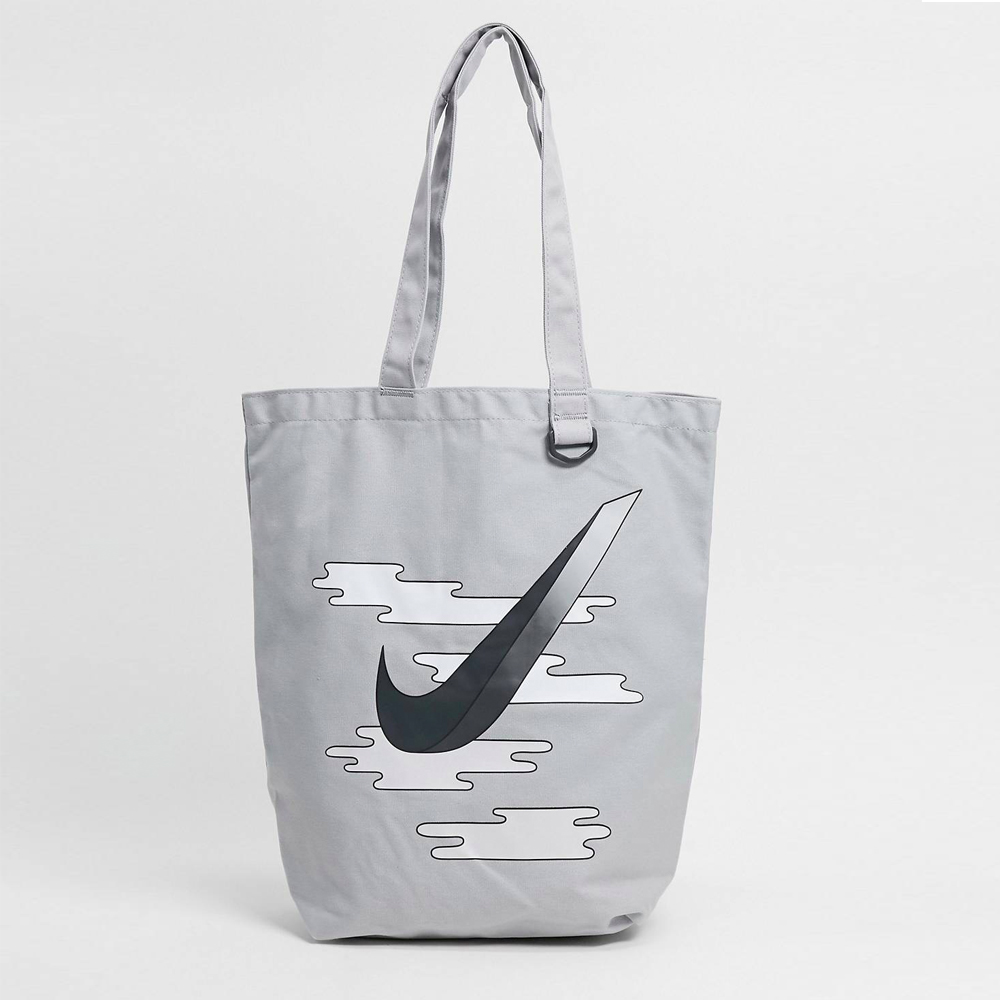 Nike Heritage canvas tote bag