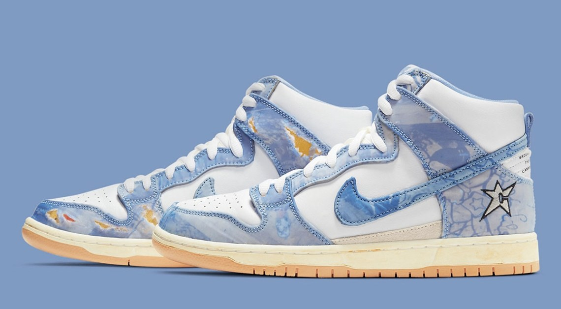Carpet Company x Nike SB Dunk High Leaks: Images And Drop Details