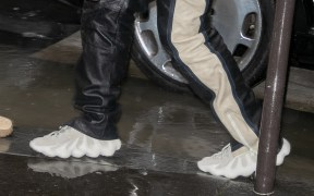 Yeezy 450 Leaks Reveal A Radical Design and A Potential Drop Date