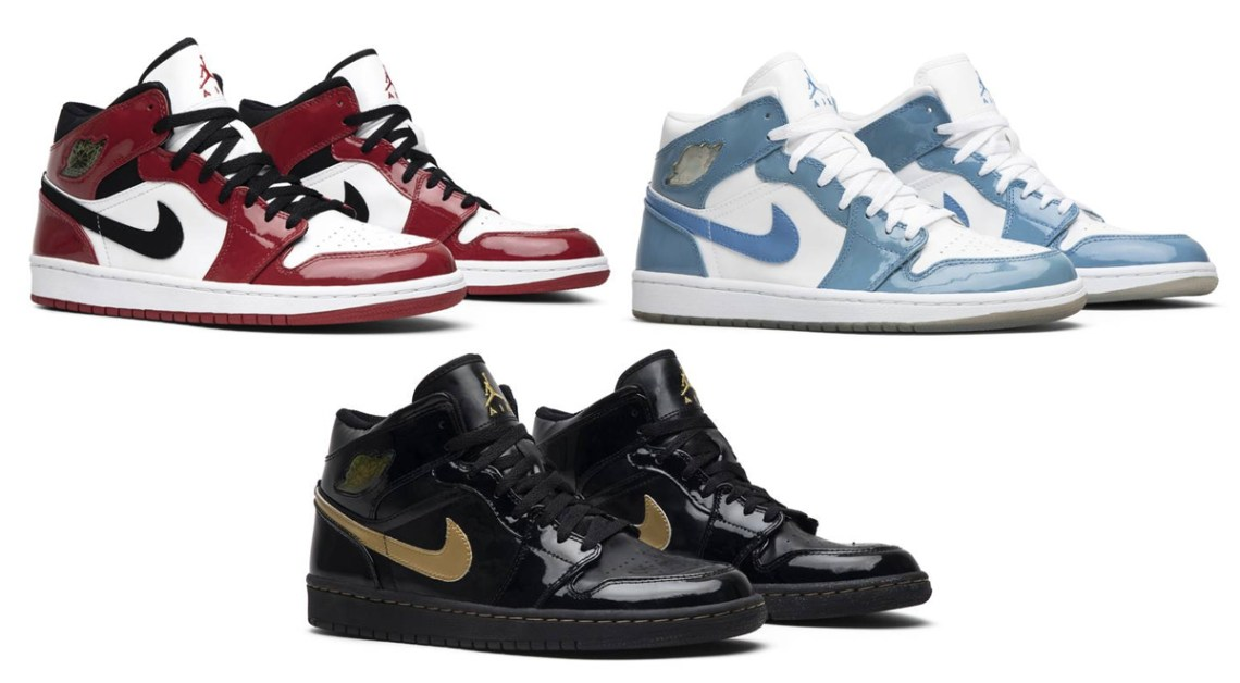 Air Jordan 1 Mid History: Revisiting Its Journey From Chicago To Japan