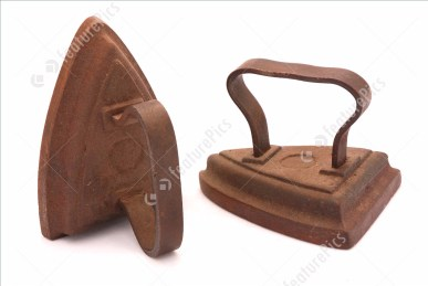 vintage-flat-iron-stock-picture-1669407