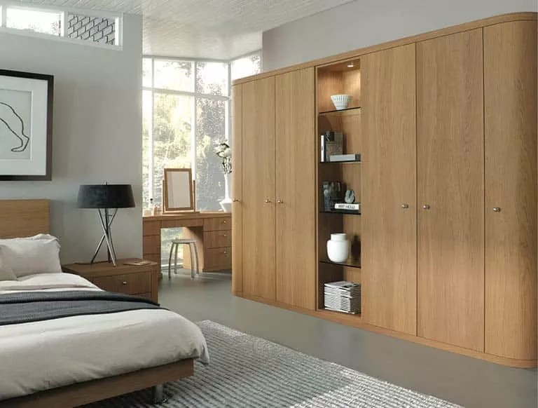 Contemporary Fitted Bedrooms & Stylish Modern Wardrobes