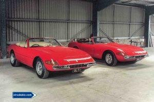 Ferrari Daytona Spyders