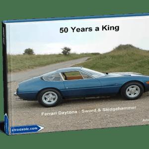 Ferrari Daytona 50 Years A King cover
