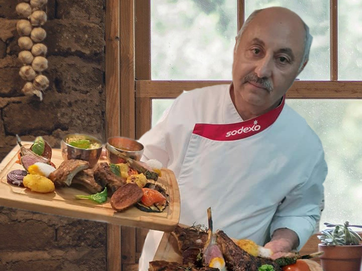 Chef Vasile Bogdan