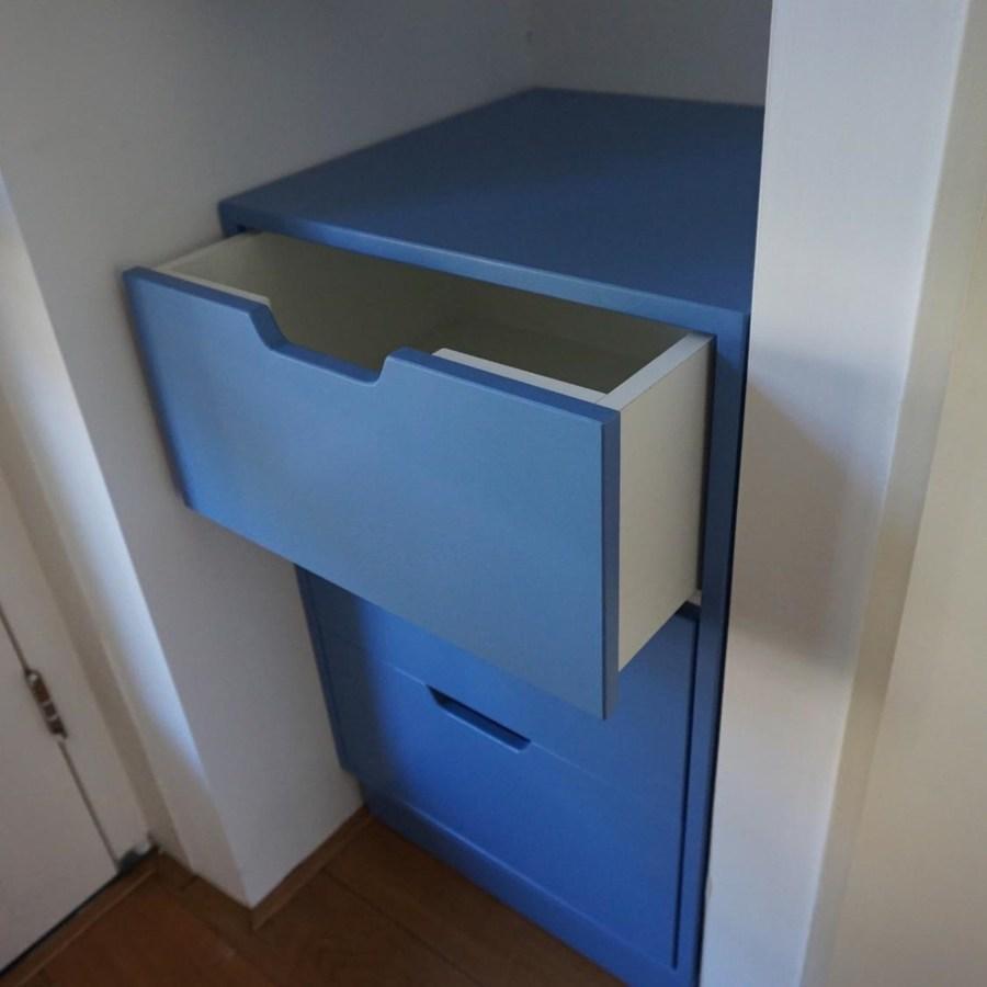 Maatwerk garderobe - STRAEL Productontwerp Utrecht