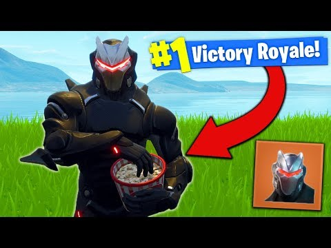 OMEGA SKIN UPGRADED In Fortnite Battle Royale Strafe Videos