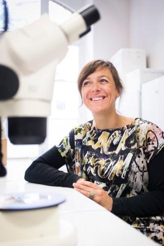 Karine Van Doninck, Faculté des sciences./. Photo : Geoffroy LIBERT / UNamur - TOUS DROITS RESERVES - ALL RIGHTS RESERVED - MENTION DE L'AUTEUR OBLIGATOIRE Tel : +32/477.47.61.25 - gl@produpress.be