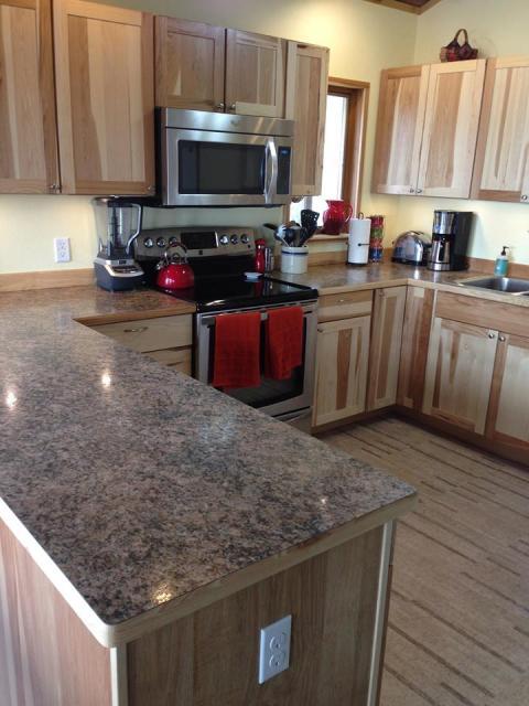 Fairbanks Alaska kitchen remodel