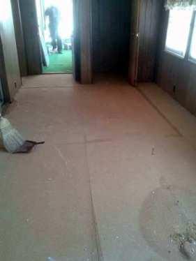 Workman Floor Repair 9