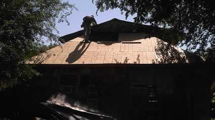 Metal Roof Repair 2