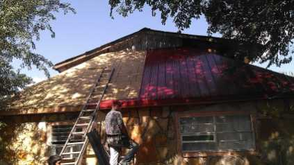 Metal Roof Repair 3