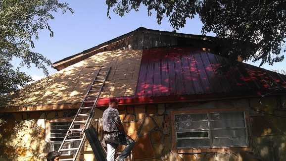 Metal Roof Repair 3