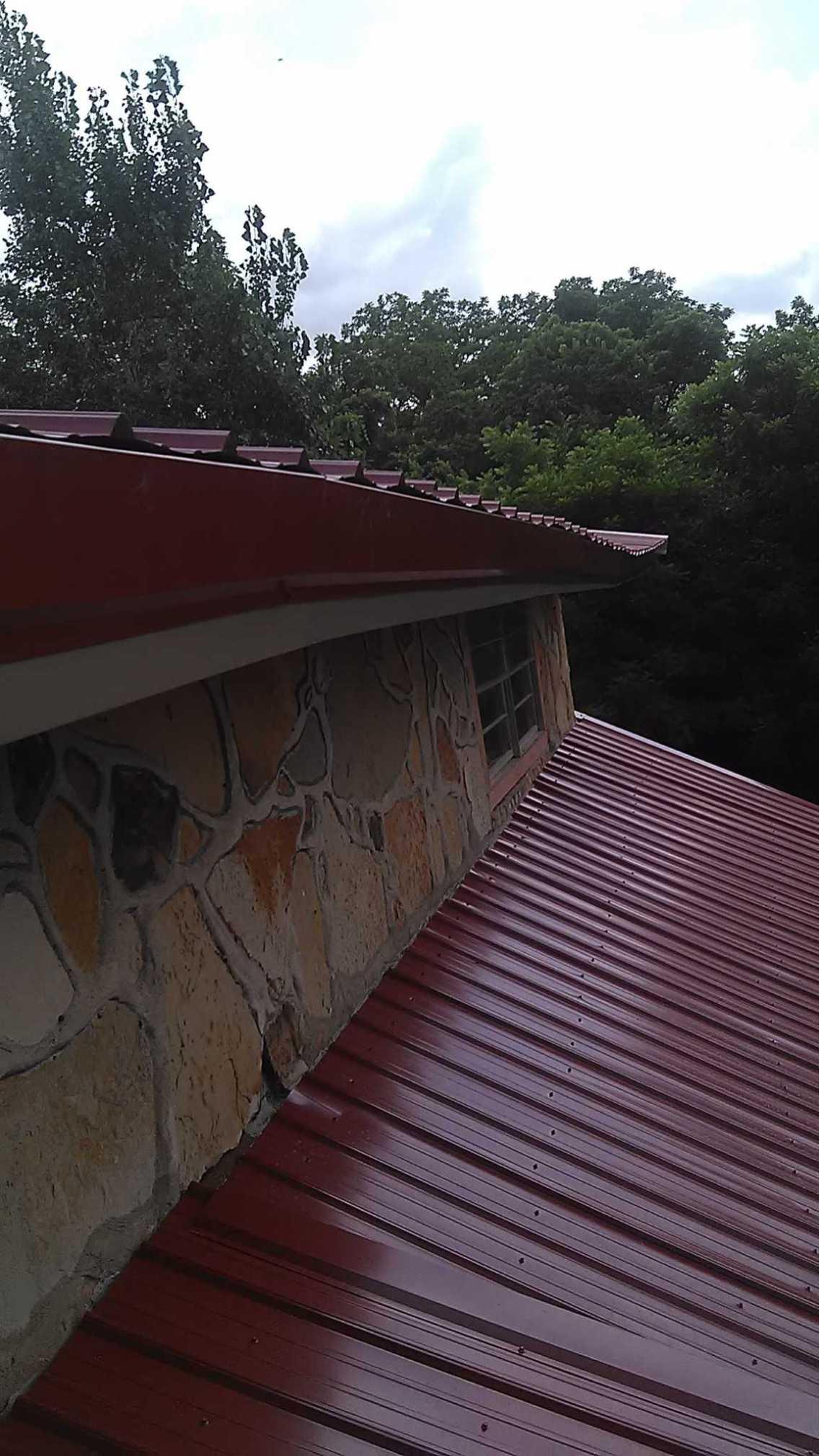Metal Roof Repair 5