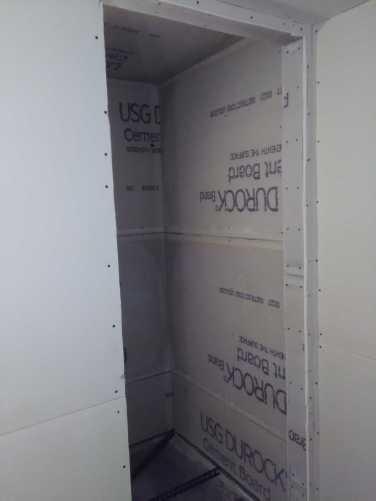 Slate Bathroom Remodel 7