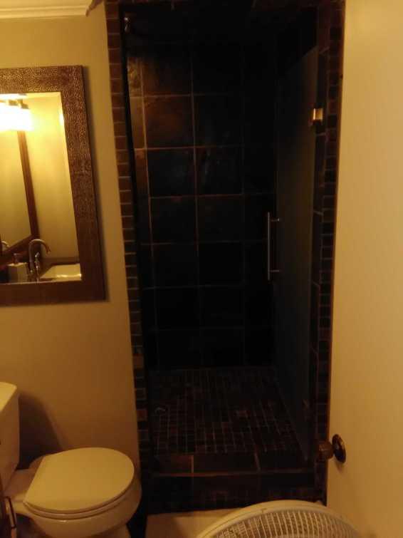 Slate Bathroom Remodel 28