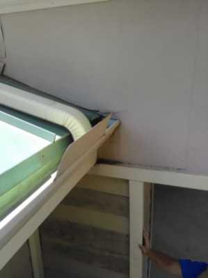 La Petite Roof Leak 2