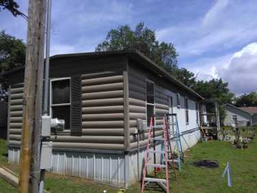 Log Cabin Siding 26