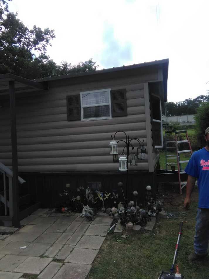 Log Cabin Siding 31