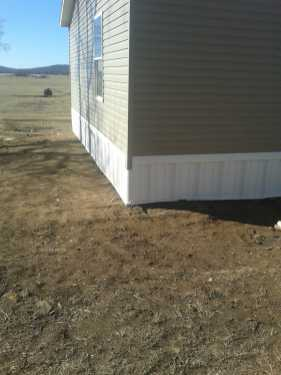 Mobile Home Install w-Porch7